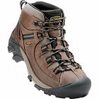 Keen Targhee II Mid Waterproof Hiking Boots (Pair) Men's Light Shitake/Brindle
