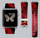 Arizona Cardinals Apple Watch Band 38 40 42 44 mm IWatch Leather Strap 191 on eBay