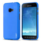 J&D Samsung Galaxy Xcover 4 [Slim Cushion] Jelly Protective Cover Case