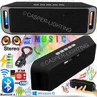 USB WIRELESS BLUETOOTH PORTABLE SPEAKER 4.1 SOUND STEREO SUBWOOFER SUPPORT FM TF