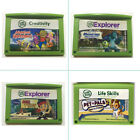 LeapFrog LeapsterGS Explorer Children Gaming Learning game toy device cartridge