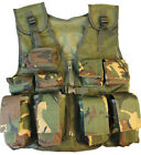 NEW KIDS ARMY DPM TACTICAL ASSAULT VEST - ONE SIZE FITS ALL - FREE POSTAGE !!!!