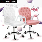 Office Leather Swivel Adjustable Luxury Chair Faux Pu Computer Desk UK Fashion