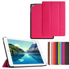 Slim Leather Cover Case + Screen Protector For Sony Xperia Z3 Compact Tablet 8.0