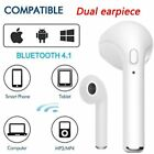 Bluetooth Headset Earbud Mini Wireless Earphone Headphone For Apple Iphone 7 X