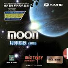 Galaxy Moon Max Tense (Factory Tuned) Pips-In Table Tennis Rubber with sponge