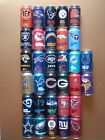 2017 BUD LIGHT NFL Kickoff 2011 2012 2013 2014 2015 2016 Beer Cans CHOICE Clean $4.0 USD