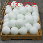 100Pcs Table Tennis Ping Pong Ball Beer Pong Lucky Dip Gaming Lottery Washable H