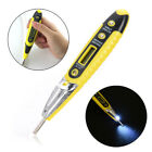Non-Contact Electric Test Pen Voltage Digital Detector Tester 12~250V AC DC LCD