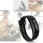 Bluetooth4.0 Smart Watch Sport Bracelet Blood Pressure Tracker for Android IOS