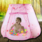 120*90*70CM Playhouses For Kids Baby Play Pool Folded Portable Kids Outdoor Game