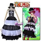 Anime For One Piece Perona n. 2 Jahren Women Dress Cosplay Costume Halloween