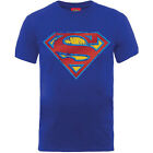 Superman Shield T-Shirt. Classic Comic Book DC Comics Great gift for any Fan