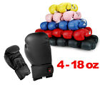 New Boxing Gloves Kick Boxing Muay Thai Training Sparring Gloves - 5 Colors