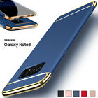 Ultra-thin Luxury Shockproof Armor Hard Back Case For Samsung Galaxy Note 8 New