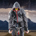 6 Sizes Men Women Windproof Waterproof Jacket Bike Outdoor Sports Rain Coat