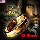 US Lord of the Rings The One Ring Lotr Stainless Steel Fashion Men Women Ring