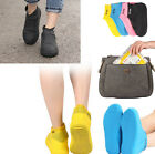 Waterproof Shoe Covers Slip-resistant Overshoes Temporary Rain Boot Man Woman?S