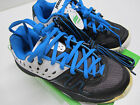 NEW W/DEFECT PRINCE T22 JUNIOR TENNIS SHOES (067: WHI/BLK/BLU) 8P310-067. $69