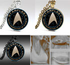 Star Trek Movie Photo Glass Dome Necklace Pendant Jewelry U pick