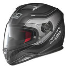 NOLAN N86 'DEEP' GRAPHIC - FLAT LAVA GREY - MOTORCYCLE FULL FACE HELMET - MADE I