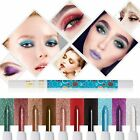 Waterproof Eyeliner Pencil Glitter Shimmer Matte Eye Shadow Liner Combination
