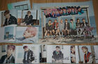 Signed BTS Bangtan Boys WINGS Repackage You Never Walk Alone CD+Poster Autograph