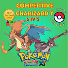 Pokémon ORAS / XY – COMPETITIVE CHARIZARD Y 6IV's Shiny / No Shiny