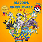 Pokémon ORAS / XY – ALL MYTHICAL LEGENDARY POKÉMON 6IV's – 20th ANNIVERSARY