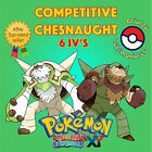 Pokémon ORAS / XY – COMPETITIVE CHESNAUGHT 6IV's Shiny / No Shiny