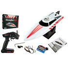 2.4GHz Racing Boot Ferngesteuertes Boot RC High-Speed Rennboot Speedboot RTR