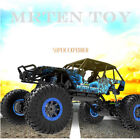 4WD RC Rock Crawler Truck 1/10 Scale 2.4G Off road Shockproof Electric RC Car US