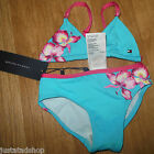 Tommy Hilfiger designer baby girl swimsuit swim suit set 9-12 m BNWT