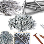 Nails round wire clout copper annular ring shank panel pins staples square twist