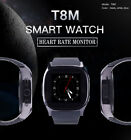 Luxury T8M 1.5'' Touch Screen Bluetooth Heart Rate Sleep Monitoring Smart Watch