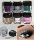 Beauty Treats 6 NEW Eye shadow Color Makeup PRO GLITTER Eyes