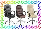 NEW MODERN LUXURY SWIVEL EXECUTIVE COMPUTER OFFICE STUDY DESK CHAIR K8318