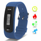 Kids Activity Tracker Watch Fitness Wrist Band Calorie Step Counter Pedometer <br/> Water Resistance IP56, 6 Colours, 15 Days Stand By Time