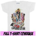 James Bond Live Let Die Sci Fi Movie Film Retro Classic Mens Film T Shirt £4.99 GBP on eBay