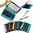 For Apple Ipad Mini 1 2 3 Multi-angle Wireless Bluetooth Keyboard Case Cover
