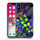 HEAD CASE DESIGNS NEON PATTERNS HARD BACK CASE FOR APPLE iPHONE PHONES
