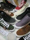 VANS Skateboarding Skate Shoes Casual HiTop Sneakers Womens 7 Choose Style/Color