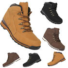 MENS CASUAL WALKING HIKING TRAIL WORK DESERT LACE UP ANKLE BOOTS SHOES TRAINERS