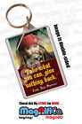 Pirates of the Caribbean #2 - Fridge Magnet or Keyring - Johnny Depp