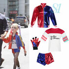 Kyпить  Halloween Kids Batman Suicide Squad Harley Quinn Girls Costume Cosplay Outfit на еВаy.соm