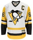 Mario Lemieux Pittsburgh Penguins CCM Heroes of Hockey Authentic White Jersey