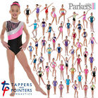 NEW TAPPERS AND POINTERS SLEEVELESS GYMNASTICS LEOTARD GYM LADIES GIRLS 10-12