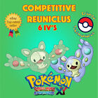 Pokémon ORAS / XY – COMPETITIVE REUNICLUS 6IV's Shiny / No Shiny
