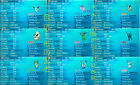 ALL EEVEE EVOLUTIONS – Competitive 6IV's – Shiny/No Shiny – Pokémon XY ORAS/ROZA