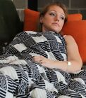 Other Natural Remedies - Weighted Blanket Rhombus Print Helps To Reduce InsomniaAnxiety Sleep Better